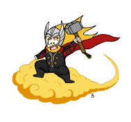 thor of heart